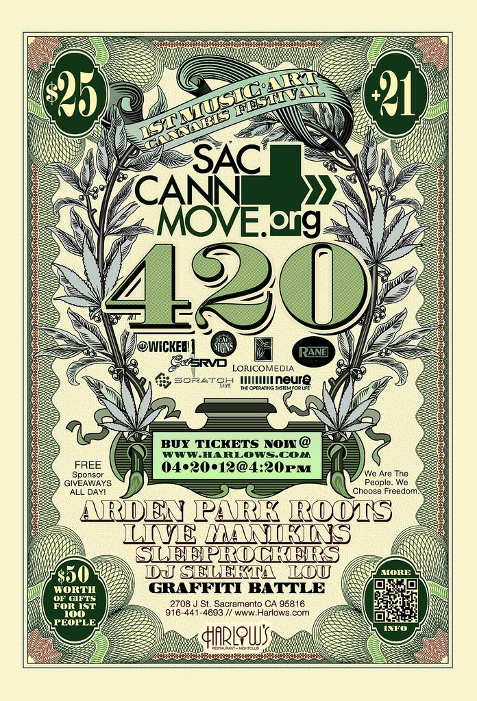 Sacramento 420 Event